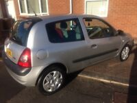 Renault Clio Rush 1.2 in Great condition and exceptionaly low mileage