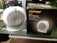 Fan heat/cool