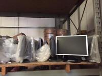 Computer monitors various sizes & specs