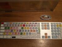 Apple Final Cut Pro Keyboard (Editors keys)