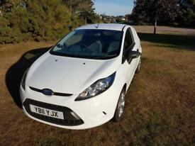 Ford Fiesta 1.4D Van TDCI, Nice Clean Van coming with MOT to May 2019,