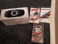 Boxed PSP