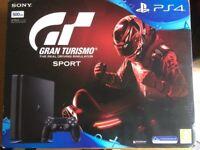 PS4 500GB Grand Turismo Sport