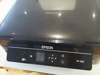 Epson XP-305 Wireless AirPrint all in one (Print, Copy & Scan) Inkjet Printer, professional