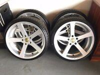 """19"""" BMW Alloy Wheels"""