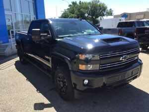 2018 Chevrolet Silverado 2500HD LTZ Diesel! Midnight Edition!...