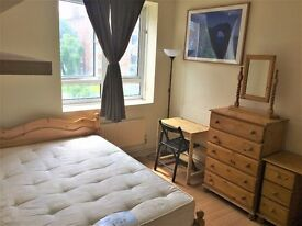 Amazing Double Room For Rent In Shadwell - Available Now! - 5 minutes walk from Shadwell DLR