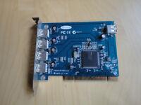 Belkin USB 2.0 Hi-Speed PCI Card