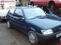 ford fiesta breaking for parts