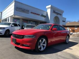 2017 Dodge Charger | SXT | LTHR | ALLOYS | 8.4 SCREEN | SUNROOF
