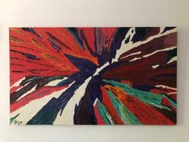 Original Paintings / Art : Dopamine & Serotonin