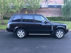 2003 (53) Land Rover Range Rover 4.4 V8 Vogue 5dr SUV Petrol Automatic - P/X welcome