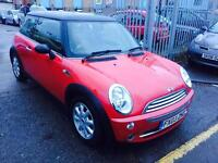 (2003) MINI COOPER 1.6 HATCH / 12 MONTHS MOT