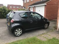 Toyota Aygo for sale , 41,000 miles and 11 months MOT