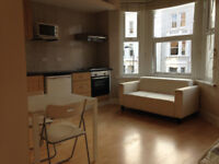017O-FULHAM- MODERN DOUBLE STUDIO FLAT, FULLY FURNISHED, BILLS INCLUDED - £270 WEEK