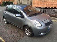 2008 Toyota Yaris 1.3 VVT-i FULL MAIN DEALER HISTORY
