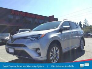 2017 Toyota RAV4 Limited Platinum Edition