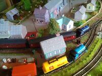 00 gauge Model Railway Layout