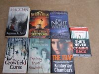 Selection of books - all paperback, good condition