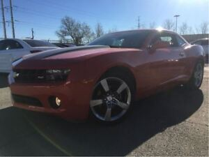 2010 Chevrolet Camaro 2LT RS LEATHER 20 MAGS