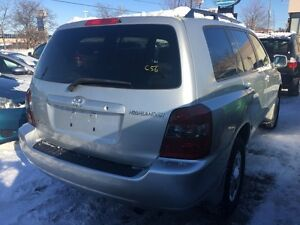 2006 Toyota Highlander Kitchener / Waterloo Kitchener Area image 4