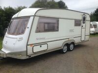 Award Northstar 4/berth twin axle 1997 19ft
