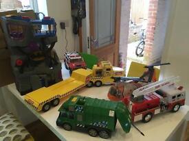 Kids Tonka toys