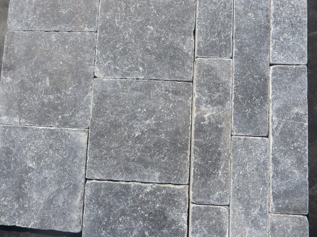Blue Limestone Products, cobbles/setts
