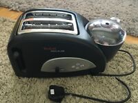 Tefal Toast And Egg Toaster and Egg Boiler, very good condition £20