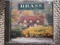 Brass Themed CDs (4) Alan Morrison, Chameleon Brass etc (a)