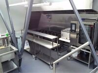 Production Kitchen For Rent (EHO Ready)