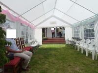 4m x 8m Marquee in great condition - Only used twice!