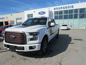 2016 Ford F-150 FORD EMPLOYEE PRICING! LARIAT 4X4 TWIN PANEL MOO