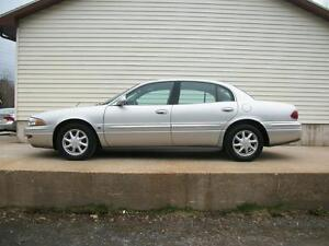 2003 Buick Le Sabre SMOOTH LUXURY CAR WITH LEATHER.... LOW KM!