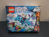 LEGO Elves: The Water Dragon Adventure Collectible Gift Castle Elf Friends set