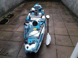 Feel Free Moken 12.5 ft Sea Fishing Kayak