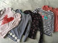 Girls Age 8-9 Years Tops Bundle