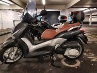 Yamha x-city 250cc grate commuter