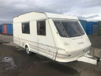 Elddis voyage SE 4/berth 1999 17ft light weight