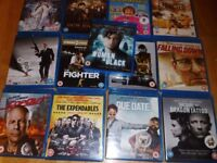Blu Ray Bundle X 13