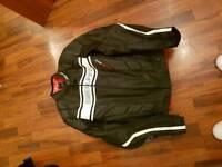 Segura leather jacket 2xl ukxl