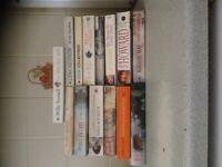 UPDATED Book bundle 47 books LOOK