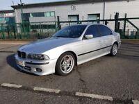 BMW 530d sport manual facelift