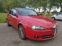Alfa Romeo low mileage limited edition