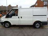 Last Minute SWB Transit man n van don't delay call today same day jobs. work till late from £20