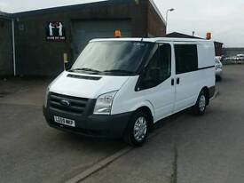 59 REG TRANSIT SWB WELFARE/WIDOW/DAY VAN BT DIRECT £4550