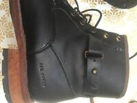 Men's ted baker size 6 boots