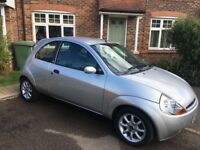 2007 Ford KA Zetec climate 70000 miles great little car