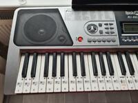 RockJam RJ661-SK 61 Keyboard Piano Kit 61 Key Digital Piano