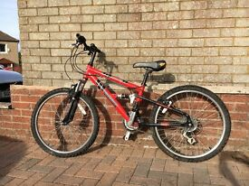 Dawes Bicycle for an 8 to 11-year-old